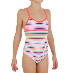 Bañador niña LG Berlingo multico espalda cruzada