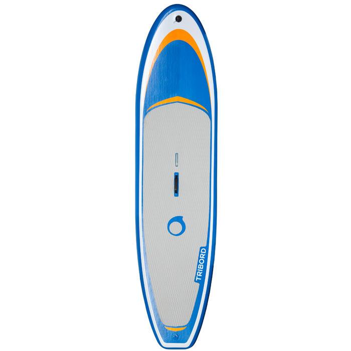 Planche à voile gonflable 320L adaptée à l'apprentissage du windsurf. - 718902