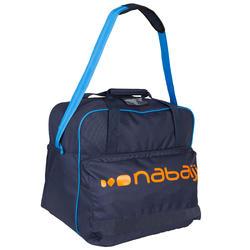 Teambag zwemmen 60 l donkerblauw