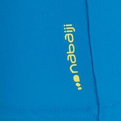 Wasbare blauwe zwemboxer om verspreiding van ontlasting te voorkomen in water - 719774