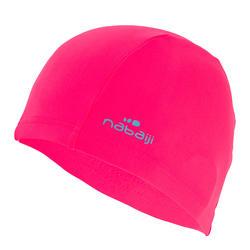 Complete zwemset Leony+ voor meisjes blauw/roze - 719837