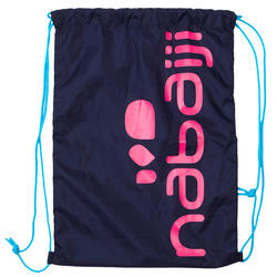 Complete zwemset Leony+ voor meisjes blauw/roze - 719839