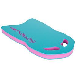 Swimming kickboard...