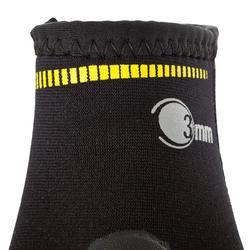 Duikschoenen SCD 3 mm neopreen