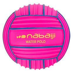 Pink small pool ball