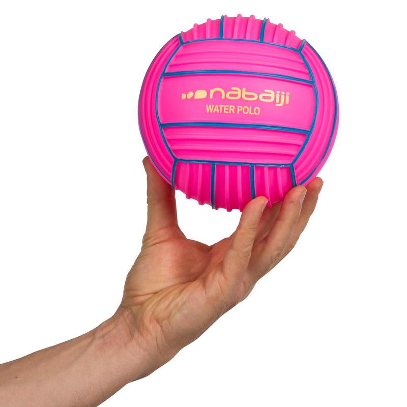 Petit ballon piscine rose