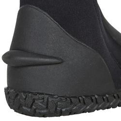 Zapatos acuáticos con suela para submarinismo con botella Ibili SCD 100 3 mm