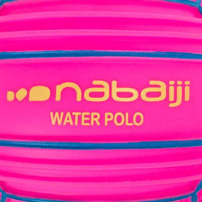 Balón pequeño acuático antideslizante rosado