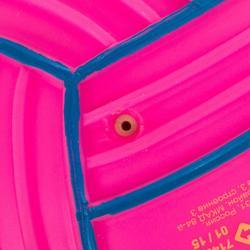 Balón pequeño para piscina rosa