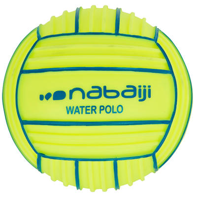 М'яч для водного поло, маленький - Жовтий