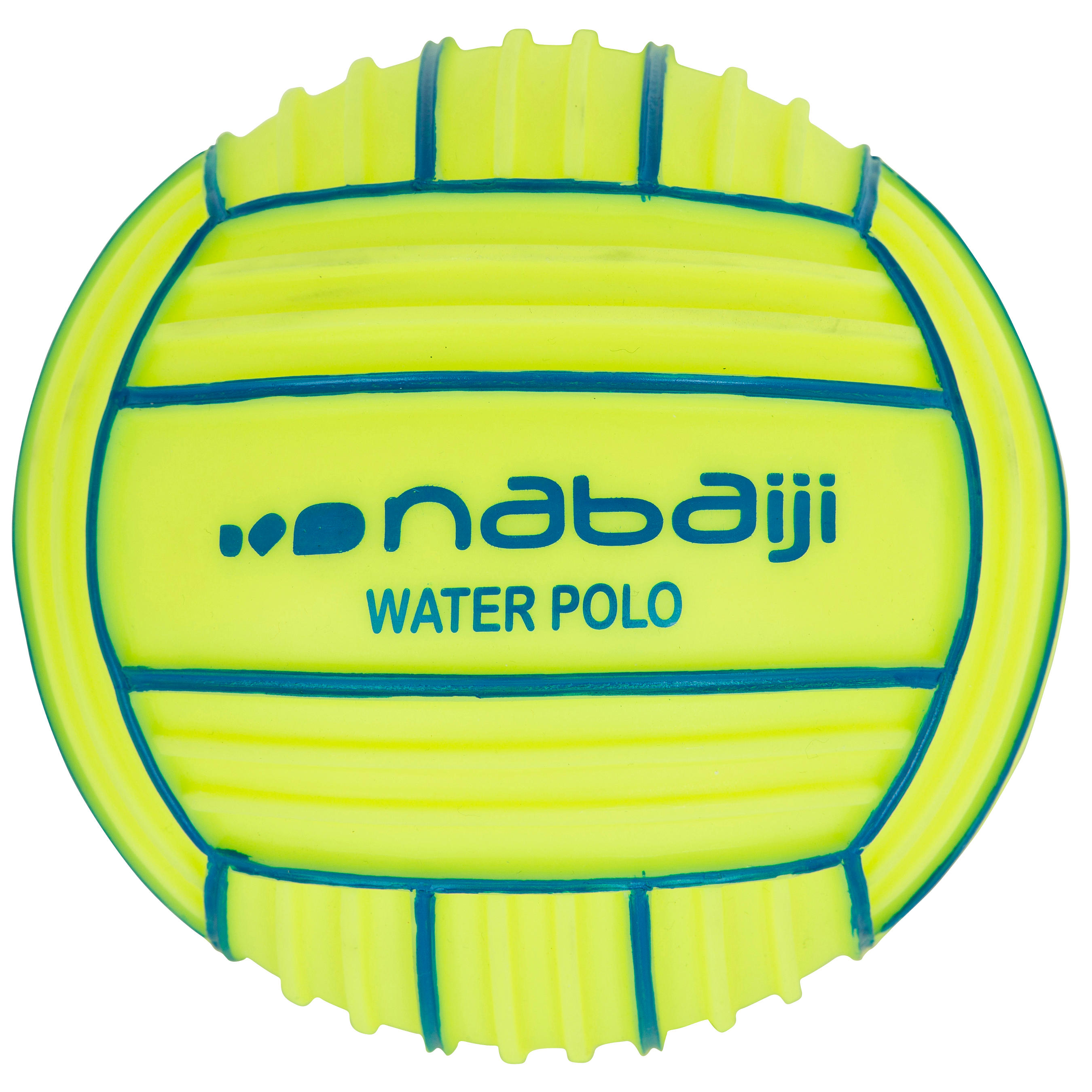 Small Grip Pool Ball - Yellow