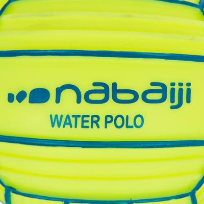 Petit ballon piscine jaune