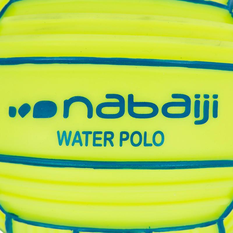 ลูกบอลกระชับมือขนาดเล็กสำหรับเล่นในสระว่ายน้ำ (สีเหลือง)
