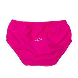 Luierzwembroekje voor meisjes roze - 721417