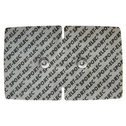 4 draadloze elektroden - 721447