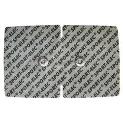 Snap-Elektroden kabellos 4 Stk.