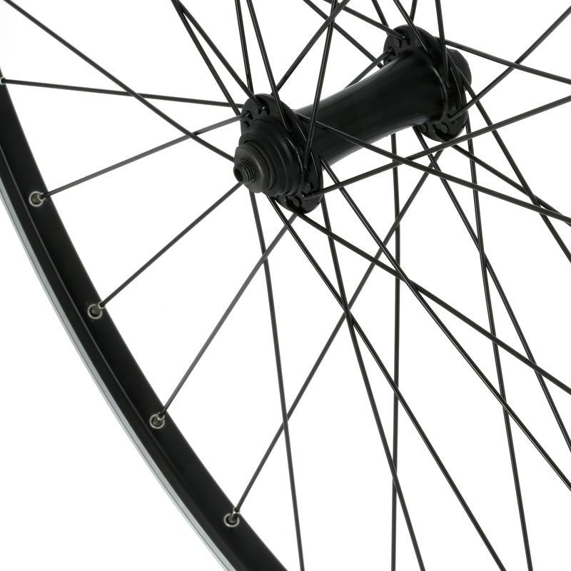 700 Front Road Wheel - Black
