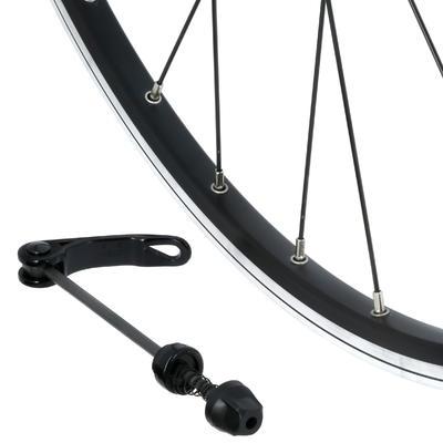 גלגל כביש700 קדמי - שחור
