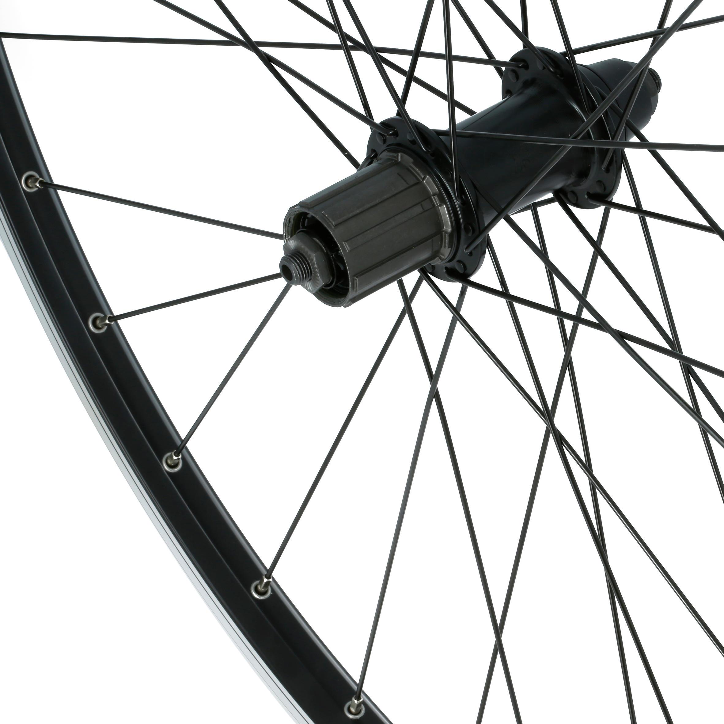 28_QUOTE_ Double Wall Trekking Rear Wheel - Black