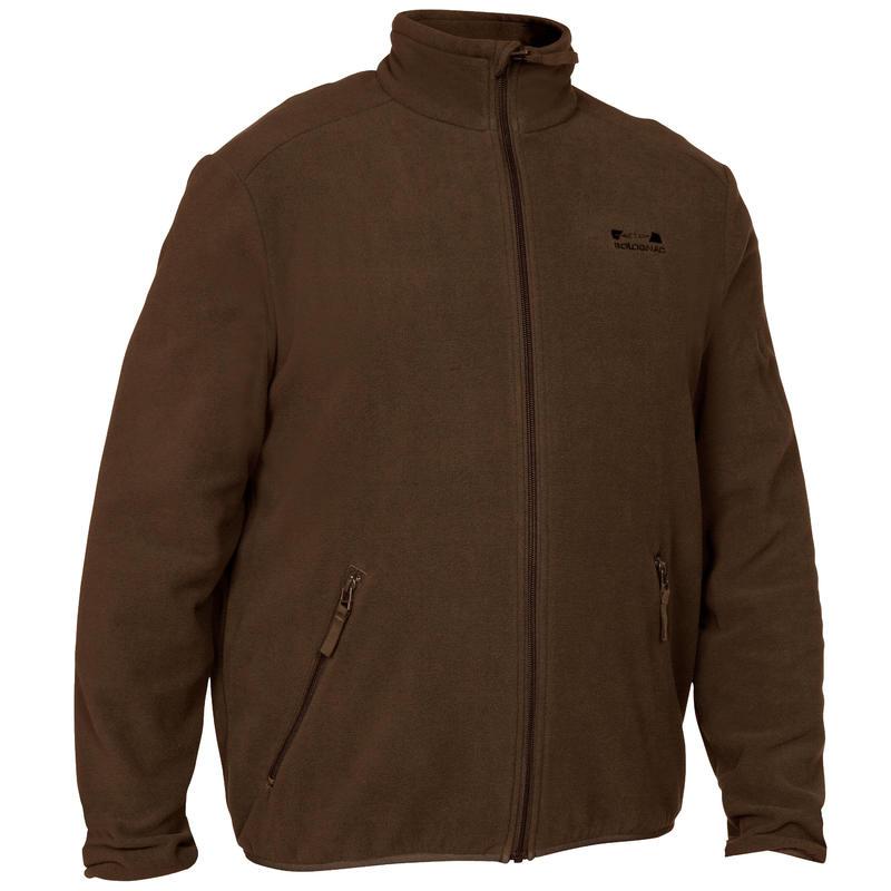 Men's Fleece 100 Brown