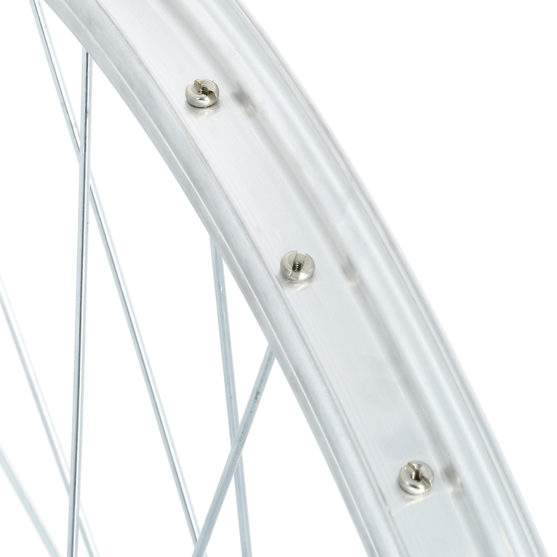 26_QUOTE_ MTB Front Wheel - Silver