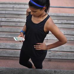 Fitnesshorloge Surge zwart (L) - 725861