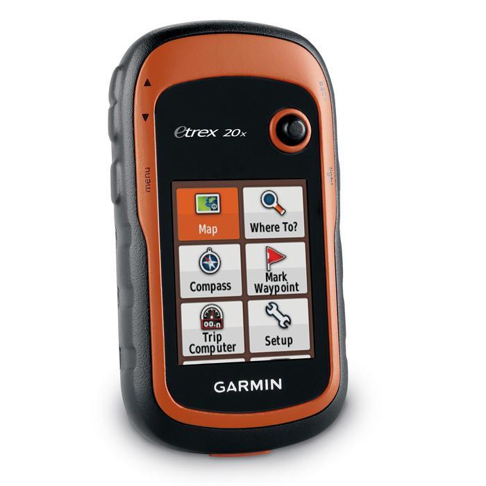 GPS de randonnée ETREX 20X - 726074