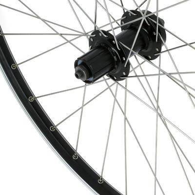 גלגל אחורי 26_QUOTE_ לאופני הרים עם בלם דיסק/V - שחור