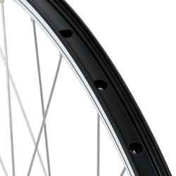 "Vorderrad MTB 26"" Disc/V-Brake schwarz"