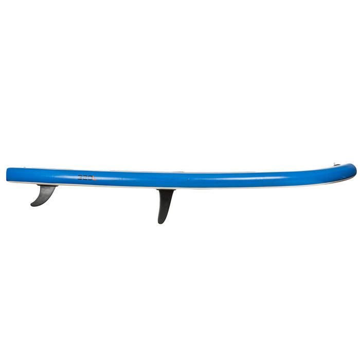 Planche à voile gonflable 320L adaptée à l'apprentissage du windsurf. - 727000