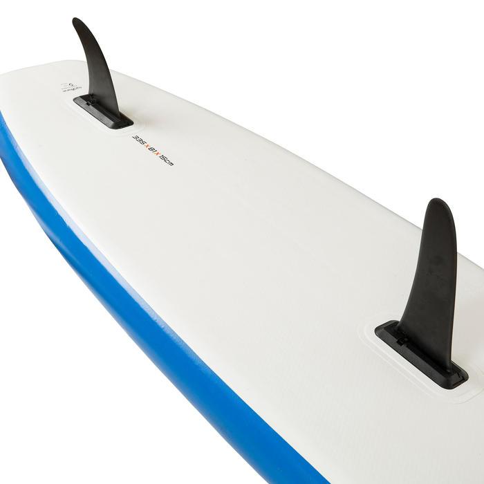 Planche à voile gonflable 320L adaptée à l'apprentissage du windsurf. - 727002