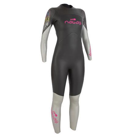 prix de gros Site officiel pas cher Combinaison de natation néoprène nage en eau libre OWS550 4/3mm femme