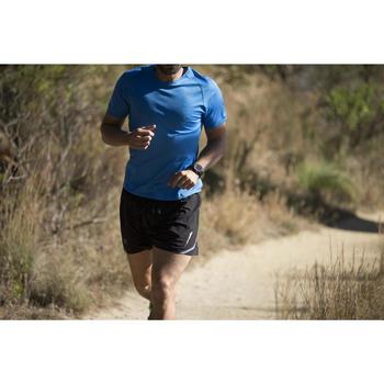 Montre chronomètre de course à pied homme W500 M noire reverse - 727406