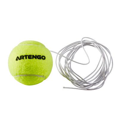 """כדור לאימון טניס """"Ball is Back"""" וגומיה"""