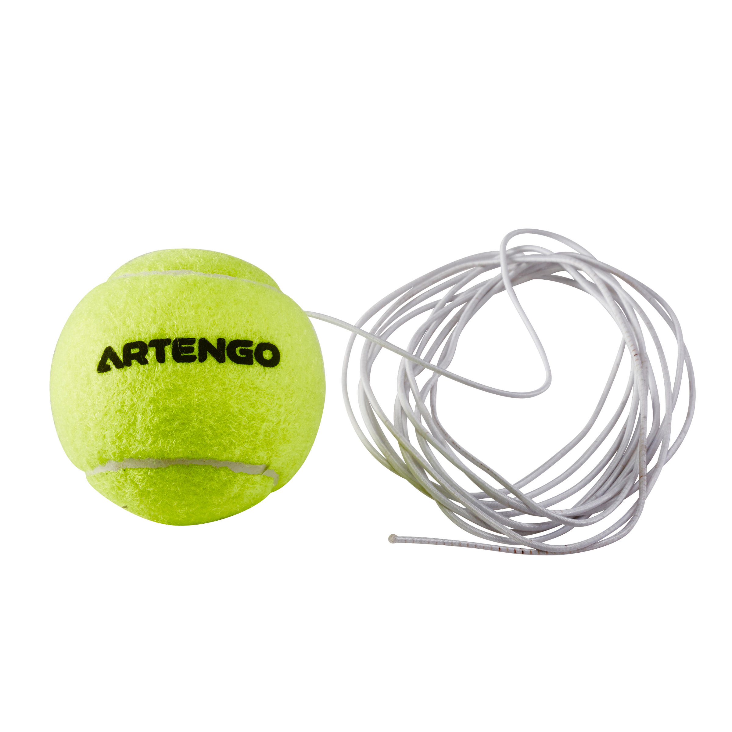"""""""Ball is Back"""" Tennis Trainer Ball and Elastic"""