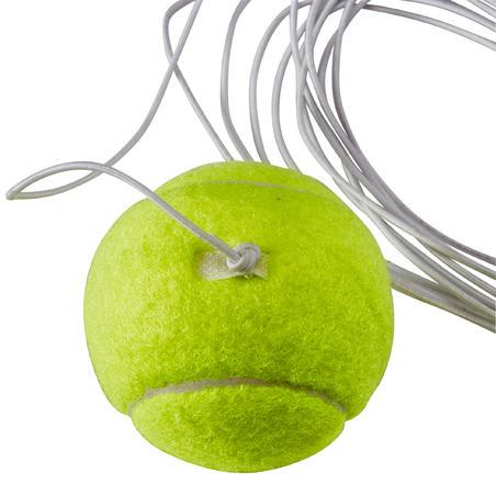 """Ball Is Back"" tenisa trenažiera bumba un elastīga saite"