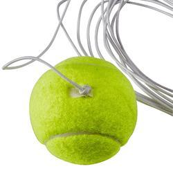 """BALLE DE TENNIS ET ELASTIQUE POUR """"BALL IS BACK"""""""