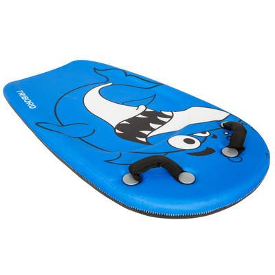 Bodyatu Kids' Bodyboard 4-8 years with Handles - Blue Shark