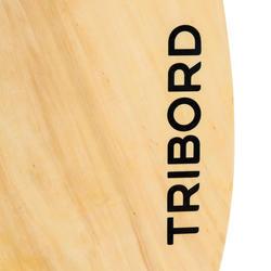 Houten skimboard 500 voor volwassenen van minder dan 80 kg. - 728046