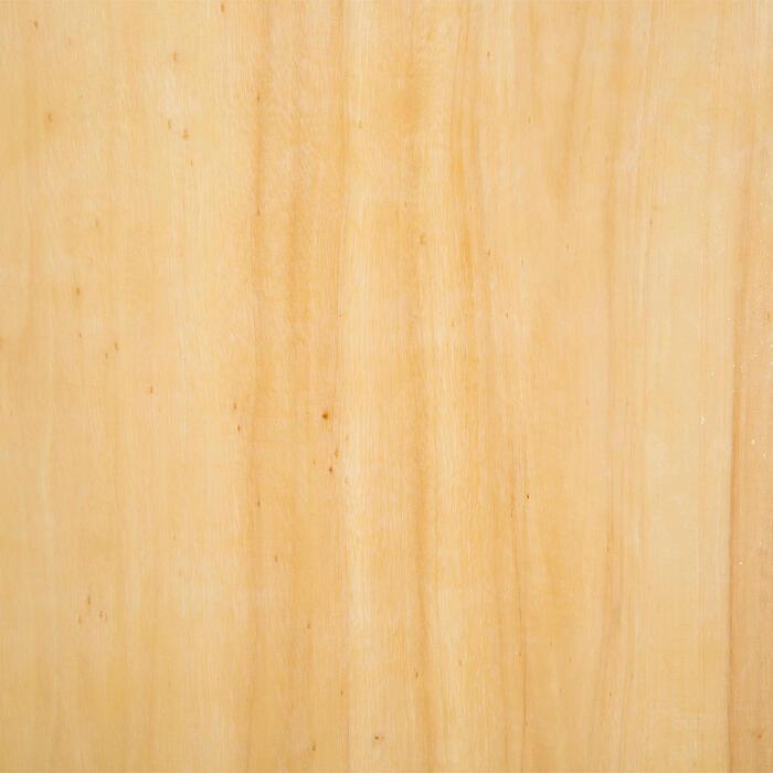 Skimboard en bois 500 pour adultes de moins de 80 kg. - 728049