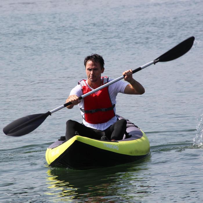 Gilet d'aide à la flottabilité BA 50 N kayak stand up paddle dériveur - 728051