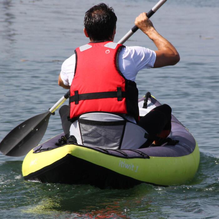 Gilet d'aide à la flottabilité BA100 70 N club Kayak dériveur Catamaran - 728052