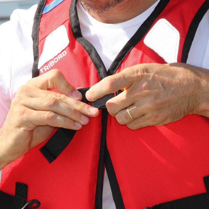 Gilet d'aide à la flottabilité BA100 70 N club Kayak dériveur Catamaran - 728056