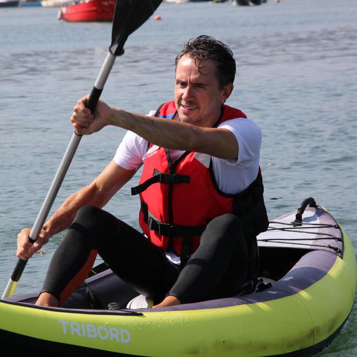 Gilet d'aide à la flottabilité BA100 70 N club Kayak dériveur Catamaran - 728060