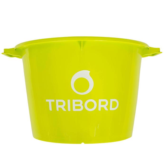 Bac de stockage et transport pour combinaisons de surf vert