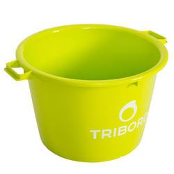 Behälter für Surfanzug grün