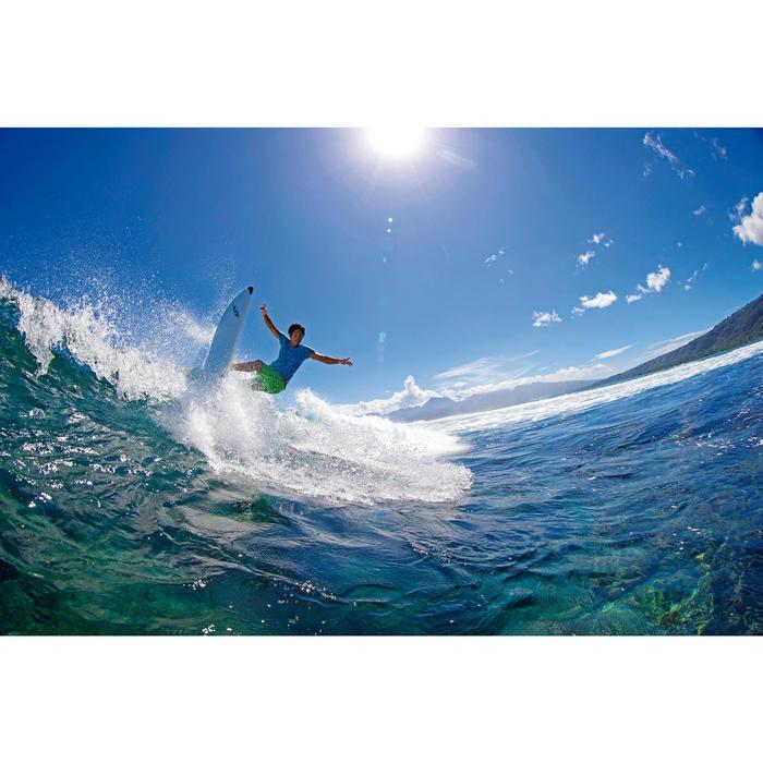 """Planche de surf Bic 6'7"""" avec pad sous le pied arrière. - 729455"""