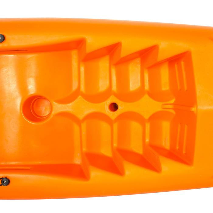 CANOE KAYAK RIGIDE RK500-1 PLACE RANDONNÉE Orange - 729991