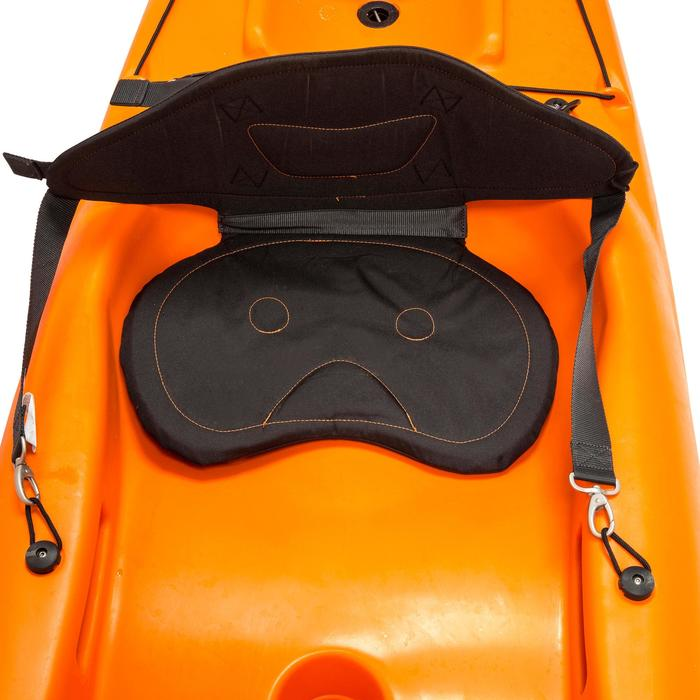 CANOE KAYAK RIGIDE RK500-1 PLACE RANDONNÉE Orange - 729992