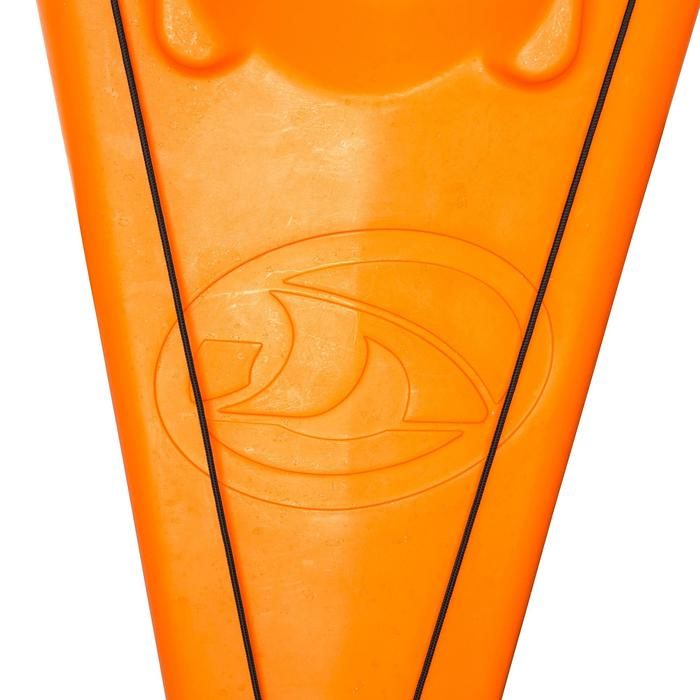 CANOE KAYAK RIGIDE RK500-1 PLACE RANDONNÉE Orange - 729997